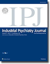 Industrial Psychiatry Journal